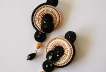 Soutache, sutasz (my work)