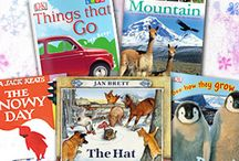 books, Books, BOOKS! / Great reading for kids of all ages.