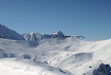 Urlaub im Winter im Kleinwalsertal / Skifahren, Skiing, Winterwandern, Climbing, Snowboarden u.v.m.