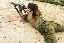 IDF woman