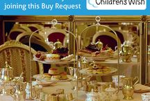 Children's Wish Buy Requests / Join a Buy Request that interests you and help support the Children's Wish Foundation! Share with friends and family to receive better Offers from businesses and raise more funds for the Children's Wish Foundation!