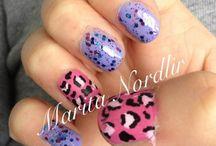 My nail art designs