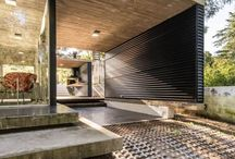 Architecture:carport/garage