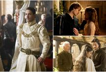 Period Dramas - Reinassance (from 1400 to 1600) / Read related post at http://www.aheadfullofpin.com/2016/03/period-dramas-rinascimento.html