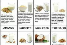 laits vegetaux