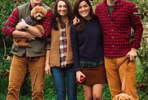 Наряды для семейного фото