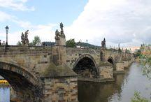 Prague, Republik of Czech / Beautiful and stunning Praha