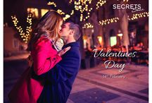 V A L E N T I N E S - D A Y / Inspiration for celebrating loved ones... / by Secrets Shhh