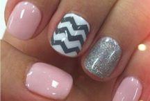 Nails / by Krystal Riffey