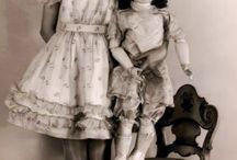 dolls / by Robin Andersen