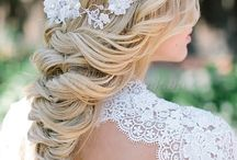 Wedding hair-styles