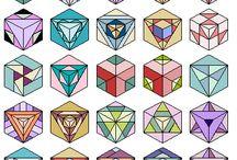 3-D blocks