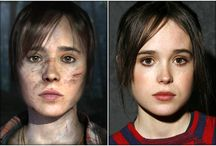 Actores de Videojuego / Actores que han prestado sus caras al mundo de los Videojuegos