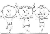 Piirtäminen/lapset  / Kuvia liittyen toiminnalliseen tekemiseen ja lapsiin.