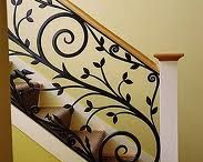 metal balustrade