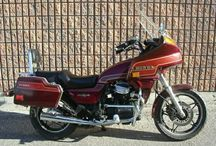 Honda SilverWing / Honda SilverWing GL650 & GL500