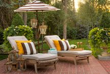 Outdoor Spaces / by Lisa Abbey