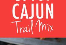 Cajun Snacks!