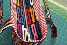 Handbags upcycled