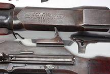 WWII guns
