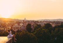 when in Rome... ❤
