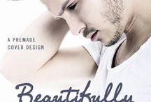 Pre made book cover design