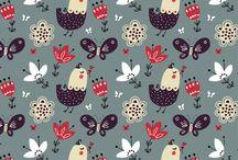 Pretty Patterns / by Zubeida Davids