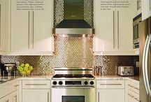 Kitchen Design  / by Tracy Hood Kania