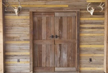 door style for gilrose / by Julie B