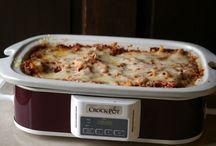 Crockpot casserole dishes