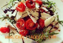 vegan - light italian food