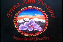 My artwork / Some of my oil paintings, and necklaces http://trina-ann-designs.myshopify.com/
