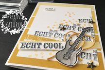 Karten mit SU - Epic Celebrations - Echt cool