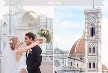 WEDDING IN FLORENCE / Wedding in Florence: San Giovanni and Santa Maria apartment perfect location for your dreams.
