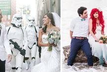 Theme wedding / Pirat wedding
