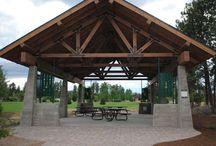 picnic building