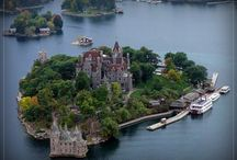 Places I've been, Bolt Castle, Thousand Islands, NY / by Grand Marmey D