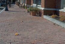 Genest Paving Stones: City Sidewalks