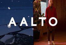 """AALTO: Hellsinki - Campaign / AW 2016 / The AALTO Autumn / Winter 2016 """"Hellsinki"""" lookbook shot by Johan Sandberg."""