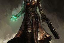 fantasy and Sci fi