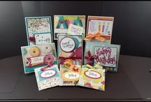 Stampin' Up! Picture Perfect Birthday Stamp Set