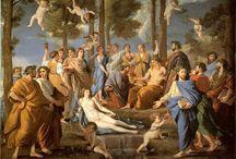 Greek Mythology / by Lorenzo Fiorenzo