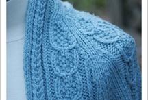Knitting Aran Pattern Inspiration Only / by Lisa Dodd
