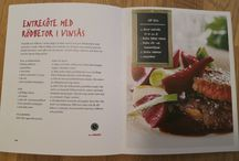 Recipe layout ideas / Ideas for having a layout/design of a single recipe in a cookbook
