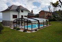 Cubierta de piscina Alta Easy Cubrima