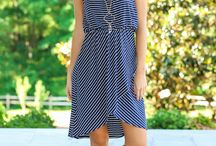 4th of July Picks / by The Red Dress Boutique