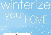 Winterizing tips