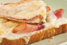 Recettes/Sandwich et autres