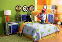 The Boy Room Goodness / by Gina Stratton