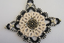 Tatted Lace Medallions
